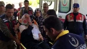 Erzurumda 3 gündür kayıp kadın bulundu/ Ek fotoğraflar