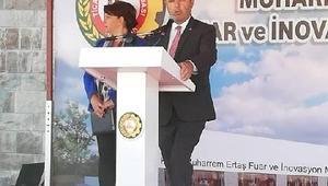 5. Tarım Hayvancılık ve Teknolojileri Fuarı, yoğun bir katılımla açıldı.
