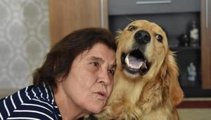 4 yıldır evinde besleği köpeği, mahkeme kararıyla tahliye edilecek
