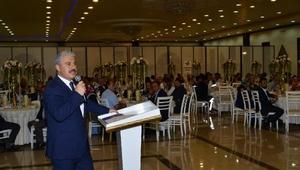 Kırşehir'in Ahi Esnafı gecede buluştu