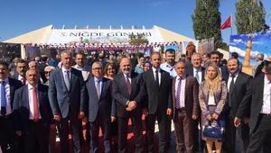 Ankara'da Niğde Günleri başladı