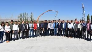 Başkan Aydın, devam eden bulvar ve köprü çalışmalarını tanıttı