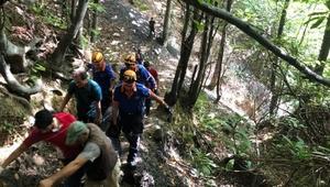 Zonguldakta kaçak ocakta göçük: 1 ölü