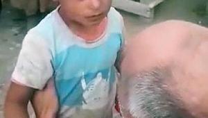 Karsta çalı toplarken kaybolan çocuk, 4 saat sonra bulundu/ Ek fotoğraflar