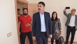 Bakan Kurum: Vatandaşa hizmet için gönderilen paraları PKKya götürdüler