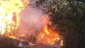 Kastamonuda 9 ev yandı (1)