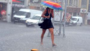 Meteorolojiden 9 kente yağış uyarısı