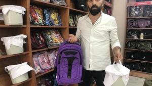 Diyarbakırda takas usulü alışveriş