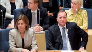 İsveç Başbakanına meclis 'hayır' dedi