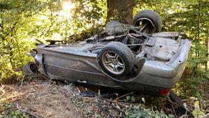 Kazada ölen Türk tesadüfen bulundu