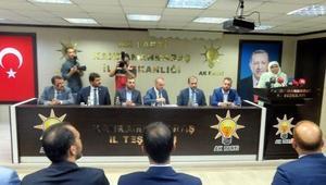 Ak Partili Kandemir: Yerel seçimlerde iddialıyız