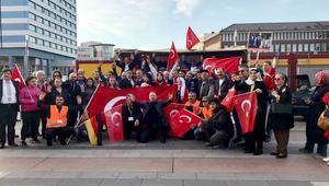 Bekir Sipahi: 'Kirli ellerinizi üzerimizden çekin'