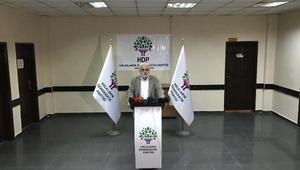 HDPli Oluç: Demokrasi güçleriyle buluşmamız olumlu bir adım olacaktır