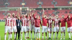 Yılport Samsunspor - Kastamonuspor 1966: 1-0