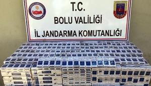 Jandarmadan kaçak sigara ve uyuşturucu operasyonu: 2 gözaltı
