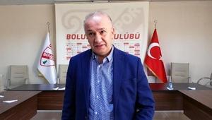 Boluspor Başkanı Çarıkçı: Gençlerbirliği maçı bu ligin bir derbisi