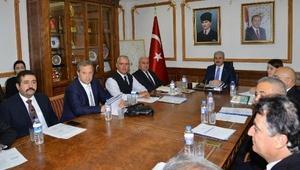 Kırşehirde Bağımlılıkla Mücadele İl Kurul Toplantısı yapıldı