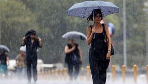 Meteorolojiden sağanak uyarısı Yarın bekleniyor...