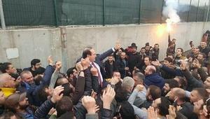 Lastik-İş Sendikası Genel Başkanı Karacan silahlı saldırıda öldü (4)