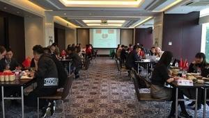 Fındık ihracatçıları Çin'de fuara katıldı