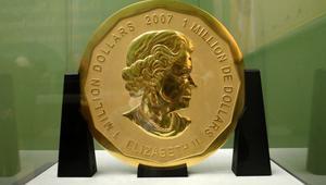 100 kiloluk altın parayı, okuldan arkadaş çalmış