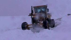 Doğuda karla mücadele