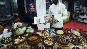 Uşak yemekleri, Avrupanın unutulmuş yöresel yemekler kitabına girdi