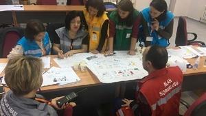 Hastane afet ve acil durum planlaması uygulayıcı eğitimi verildi