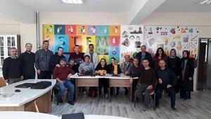 Yozgatta öğretmenlere STEM eğitimi verildi