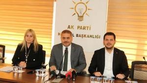 Hatayda AK Parti'de Büyükşehir'e 5, ilçelere 132 aday adayı