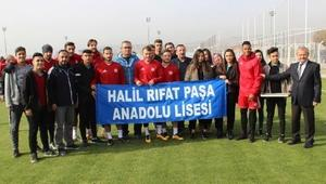 Demir Grup Sivasspora taraftar morali