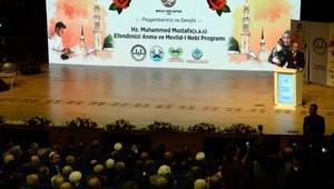 Diyarbakırda Mevlid-i Nebi etkinliği