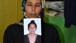 Kayıp kızının bulunmasını istedi