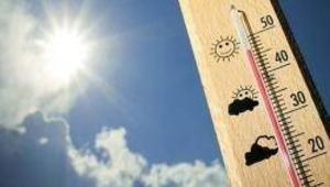 Marmarada sıcaklıklar artacak