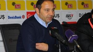 Eskişehirspor - Altay maçının ardından