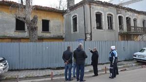Geliboluda 'Barış Evi' için bina kamulaştırması yapıldı