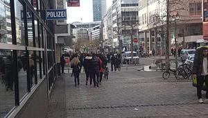 Frankfurt'un1 Numaralı karakolunda skandal