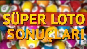 Süper Loto sonuçları büyük ikramiye için gelecek haftayı işaret etti