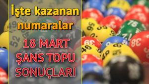 979. hafta Şans Topu canlı çekiliş sonuçları belli oldu: 814 bin TL devretti - MPİ 18 Mart 2020 Şans Topu sonuç sorgulama ekranı