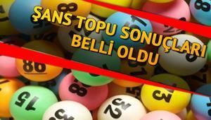 Milli Piyango Şans Topu sonuçları sorgulama ekranı 13 Mayıs - Şans Topu çekiliş sonucu açıklandı ikramiye o illere çıktı