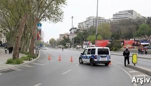 Dikkat Pazar günü Ankarada bu yollar trafiğe kapalı
