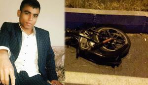 Anne ve oğlu motosiklet kazasında öldü