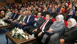 Amasya'da imam hatip mezunları buluştu