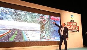 Sakaryanın ulaşımına 200 milyonluk 12 yeni proje