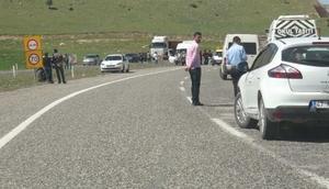 Mardin- Diyarbakır yolunda PKKdan bombalı tuzak; 2 şehit - ek fotoğraflar