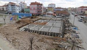 Karaman'da kadınlar için spor ve kültür merkezi