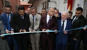 Rizede Gençlik Eğitim Merkezi açıldı