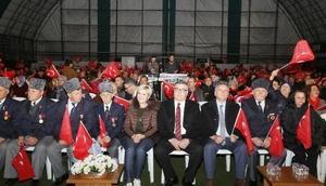 Kırklarelide 18 Mart Çanakkale zaferi konseri