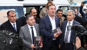 Başkan Piriştina Erzincan'da Nutuk dağıttı