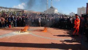 Kilis'te, Nevruz kutlandı